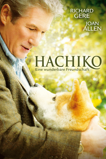 Hachiko Trailer German