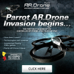 AR.Drone E3 Newsletter