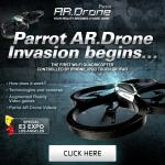 AR.Drone E3 Newsletter