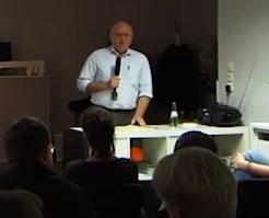 Udo Vetter Vortrag