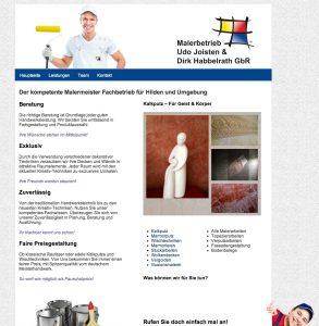 Mittelstand Webseite